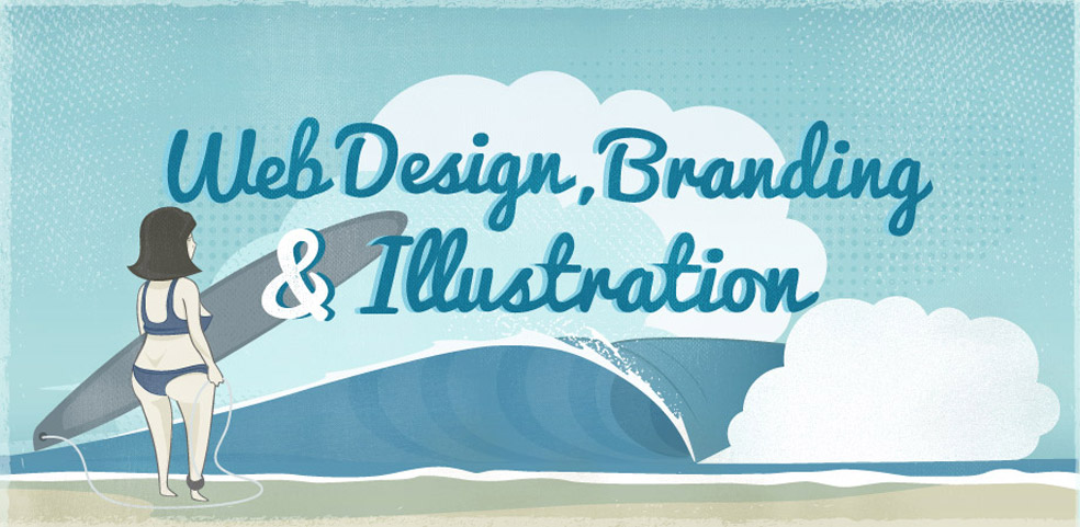 United by Design - Web Design, Branding & Illustration